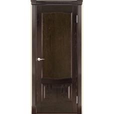 Межкомнатная дверь Мебель-Массив Севилья Темный дуб без патины полотно глухое