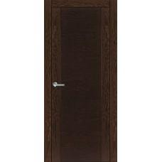 Межкомнатная дверь Мебель-Массив Толедо Темный дуб полотно глухое