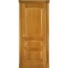 Межкомнатная дверь Мебель-Массив Валенсия Африканский орех без патины полотно глухое
