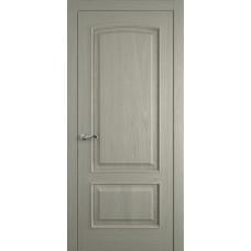 Межкомнатная дверь Мебель-Массив Венеция Эмаль RAL 7044 без патины полотно глухое