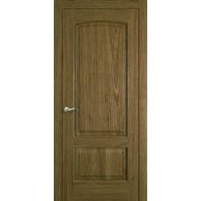Межкомнатная дверь Мебель-Массив Венеция Светлый дуб без патины полотно глухое