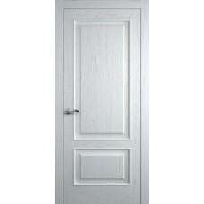 Межкомнатная дверь Мебель-Массив Верона Эмаль белая на дубе без патины полотно глухое