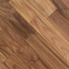 Штучный паркет MGK Floor Орех Американский Натур без покрытия 420 х 70 х 22 мм