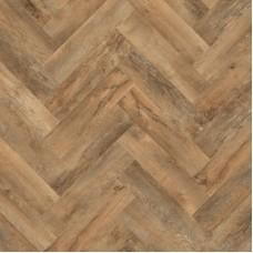 ПВХ плитка Moduleo Классическая елка Country Oak 54852 коллекция Parquetry Short Herringbone 632 X 158 мм