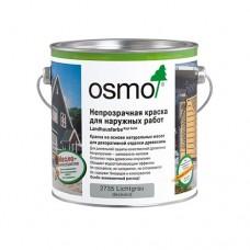 Непрозрачная краска OSMO 2101 Landhausfarbe 0,125 л