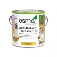 Масло OSMO 430 для террас с антискользящим эффектом Anti-Rutch Terrassen Ol Бесцветное 0,125 л