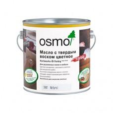 Масло OSMO Натуральный тон 3041 с твердым воском ЭФФЕКТ НАТУР Hartwachs-Ol EFFEKT NATURAL 0,125 л