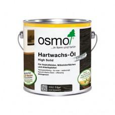 Масло OSMO 3091 с твердым воском ЭФФЕКТ МЕТАЛЛИК Hartwachs-Ol EFFEKT SILBER / GOLD 0,125 л