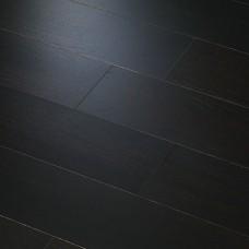 Паркетная доска Par-Ky Дуб Chocolate brushed/премиум коллекция Delux DB+108