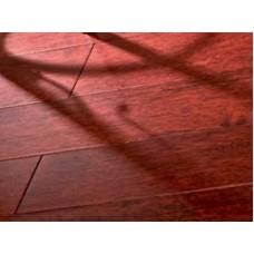 Массивная доска Parketoff коллекция Exotic Мербау кардинал