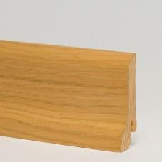 Плинтус шпонированный Pedross Дуб 40 x 22 мм