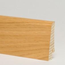 Плинтус шпонированный Pedross Дуб 58 x 20 мм