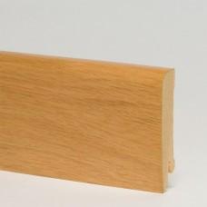 Плинтус шпонированный Pedross Дуб 70 x 15 мм