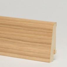 Плинтус шпонированный Pedross Дуб беленый 58 x 20 мм