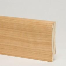 Плинтус шпонированный Pedross Дуб без покрытия 70 x 15 мм