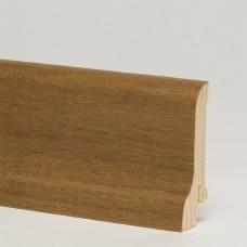 Плинтус шпонированный Pedross Дуб Коричневый 60 x 22 мм