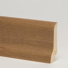 Плинтус шпонированный Pedross Дуб Плантагенет 60 x 22 мм