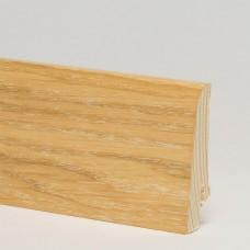 Плинтус шпонированный Pedross Дуб затертый 58 x 20 мм