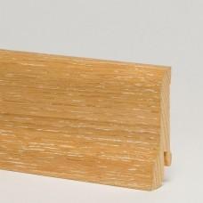 Плинтус шпонированный Pedross Дуб затертый 60 x 22 мм