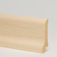 Плинтус шпонированный Pedross Ясень беленый 60 x 22 мм