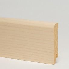 Плинтус шпонированный Pedross Ясень беленый 70 x 15 мм