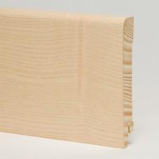 Плинтус шпонированный Pedross Ясень беленый 95 x 15 мм