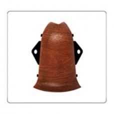 Угол наружный (комплект) Н 55к к плинтусу Ideal коллекция Комфорт
