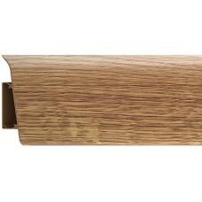 Плинтус из ПВХ Royal Дуб роял 217 - 2500 x 76 x 23 мм