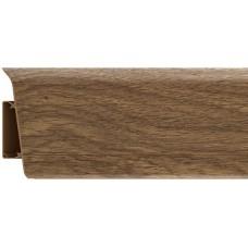 Плинтус из ПВХ Royal Дуб шервуд 227 - 2500 x 76 x 23 мм