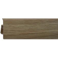 Плинтус из ПВХ Royal Дуб лахта 248 - 2500 x 76 x 23 мм