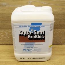 Однокомпонентный изолирующий грунтовочный лак на основе акрилатных полимеров Berger Aqua-Seal ExoBloc (Германия) глянцевый 5 л