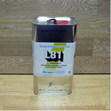 Однокомпонентный поджигающий полиуретановый грунтовочный лак Berger L81 (Германия) 5 литров