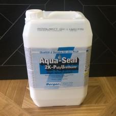 2-х компонентный полиуретановый лак, сохраняющий естественный тон древесины Berger Aqua-Seal 2KPU