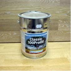 Масло с воском глубокого проникновения Berger Classic 100ProOil (Германия) 5 л