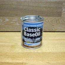Тонированное масло глубокого проникновения Berger Classic Base Oil Color (Германия) падук/bastard teak 0,125 литра