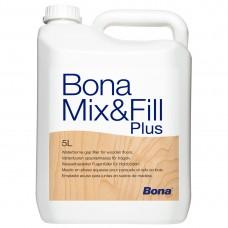 Раствор для приготовления шпатлевки на водной основе Bona MIX-FILL (Польша) 1л