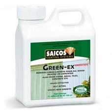 Концентрат для удаления зеленого налета SAICOS Grun-Ex (Германия) 8120 1 л