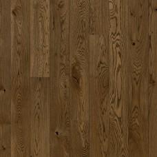 Паркетная доска Polarwood Oak Premium 138 Artist Brown коллекция Elegance