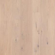 Паркетная доска Polarwood Oak Premium 138 Artist White коллекция Elegance