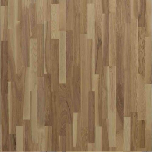 Паркетная доска Polarwood Ясень Ливинг белый матовый коллекция Classic 3-полосная 3031118164001120