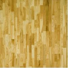 Паркетная доска POLARWOOD Дуб Ливинг High Gloss/Зеркальный лак КОЛЛЕКЦИЯ CLASSIC 3-Х ПОЛОСНАЯ