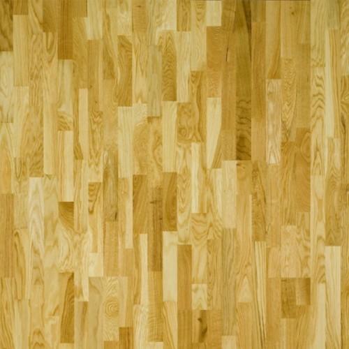 Паркетная доска Polarwood Дуб Ливинг High Gloss (Зеркальный лак) коллекция Classic 3-х полосная