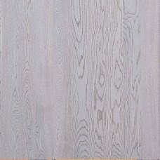 Паркетная доска Polarwood Дуб Элара снежно-белый матовый коллекция Classic 1-полосная 1800 х 138 мм