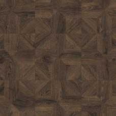 Ламинат Quick-Step Дуб кофейный брашированный коллекция Impressive patterns IPA4145