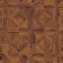 Ламинат Quick-Step Дуб медный брашированный коллекция Impressive patterns IPA4144