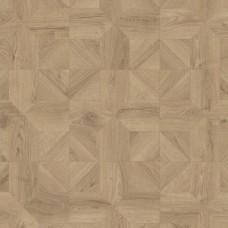 Ламинат Quick-Step Дуб песочный брашированный коллекция Impressive patterns IPA4142