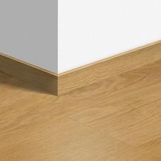 Виниловый плинтус Quick-Step Дуб натуральный отборный (Select oak natural) QSVSKRA40033 (BAGP40033 / BACL40033 / RBACL40033)