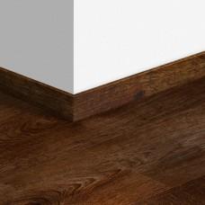 Виниловый плинтус Quick-Step Жемчужный коричневый дуб (Pearl Oak brown) QSVSKRA40058 (BACL40058) 12 мм