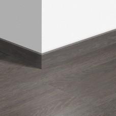 Виниловый плинтус Quick-Step Шелковый темно-серый дуб (Silk Oak dark grey) QSVSKRA40060 (BAGP40060 / BACL40060 / RBACL40060)