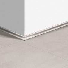 Виниловый плинтус Quick-Step скоция Бетон светлый (Light concrete) QSVSCOT40049 (AMCL40049 AMGP40049) 17 x 17 мм
